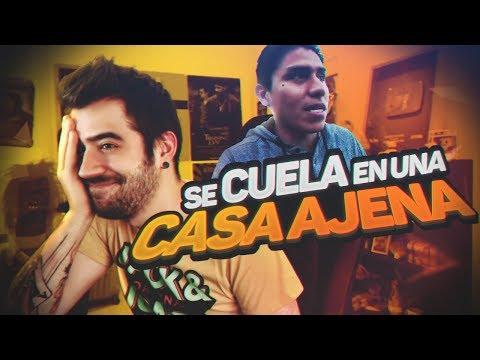 EL YOUTUBER QUE SE CUELA EN CASAS AJENAS
