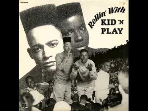 kid 'n play- Rollin' With Kid 'N Play (Instrumental )