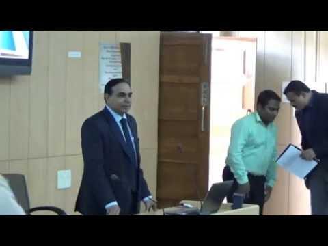 Guest Talk | Mr. V.S. Sundaresan | SEBI | 'SEBI Takeover Regulations' | Nalsar University