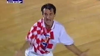 2000 FIFA Futsal World Cup Match #36 Portugal vs  Croatia