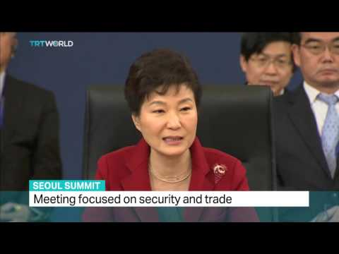 TRT World - Interview with China Analyst Andrew Leung on Seoul Summit
