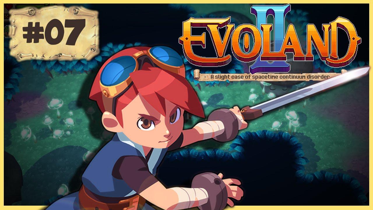 Evoland II #07 : PASSAGE À LA 3D !