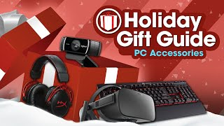 Top PC Accessories - GameSpot Holiday Gift Guide 2017