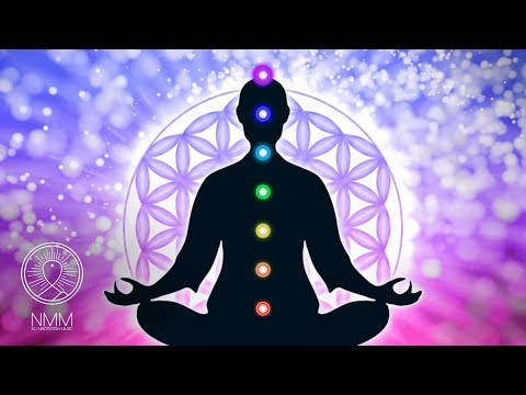20 min Aura Cleansing: 7 Chakras Healing short meditation music