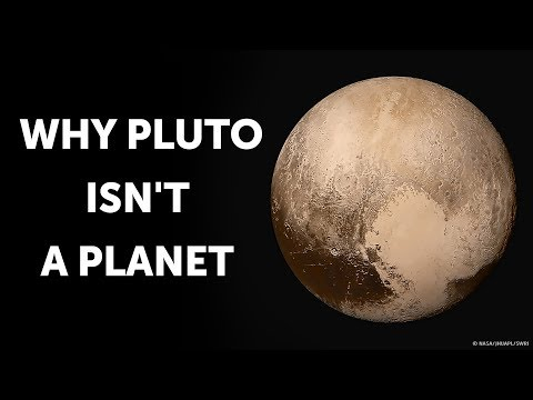 That's Why Pluto