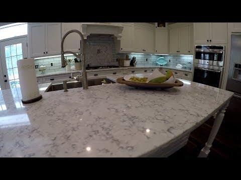 DIY Kitchen Remodel #13: Quartz Countertops