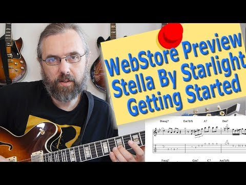 WebStore Stella By Starlight - YT Preview