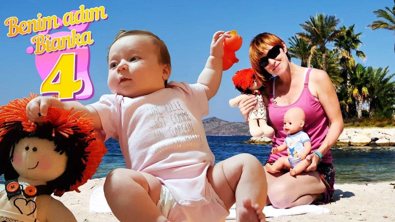 Benim adım Bianka 4 bölüm - plaja gidiyoruz
