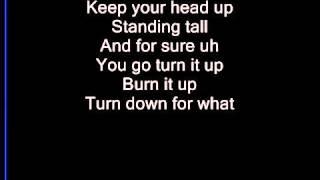 P Square ft Dave Scott -  Bring It On (Lyrics Video)