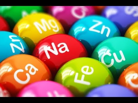 Healthiest Way To Get Your Minerals NATURALLY | POTASSIUM, MAGNESIUM, SODIUM, CALCIUM