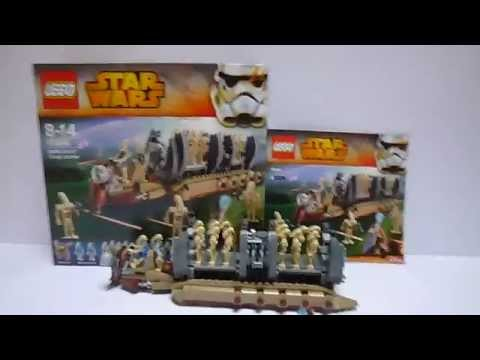 Классический конструктор LEGO Star Wars 75086 Перевозчик боевых ...