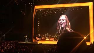 Adele - Sweetest Devotion - Live in London - 18 March 2016
