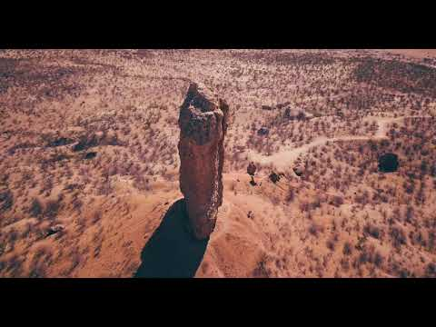 SA, Botswana and Namibia Cinematic Drone Footage 4K