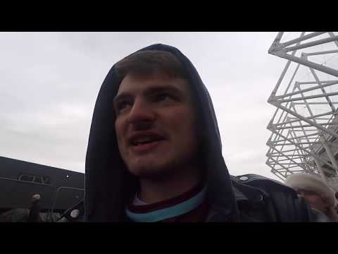 SWANSEA CITY VS WEST HAM (4-1) | AWAY DAY | DISGRACEFUL | WE ARE DONE FOR!