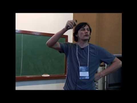 IMPA-Bath Workshop in Mathematics - Alexei Mailybaev (IMPA)