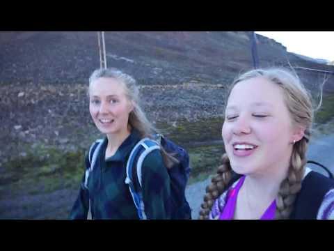 Exploring Longyearbyen