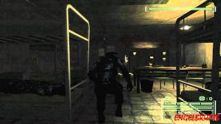 Splinter Cell Chaos Theory Mission 7: Battery PC Gameplay Part 1/2