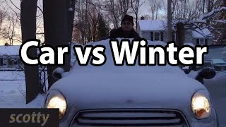 Is Your Car Ready For Winter Cold?