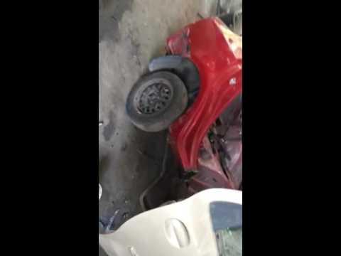 accident car body repairs.