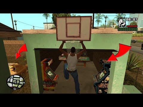 Secret Bar Behind Big Smoke's House in GTA San Andreas! (Hidden Place)