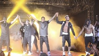 vuclip KIFF NO BEAT en concert a Abidjan (Golf Hotel) - 20 Décembre