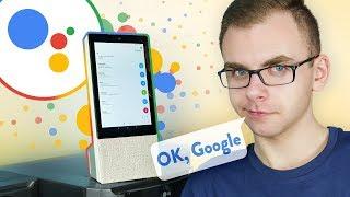 Asystent Google w głośniku * co potrafi *