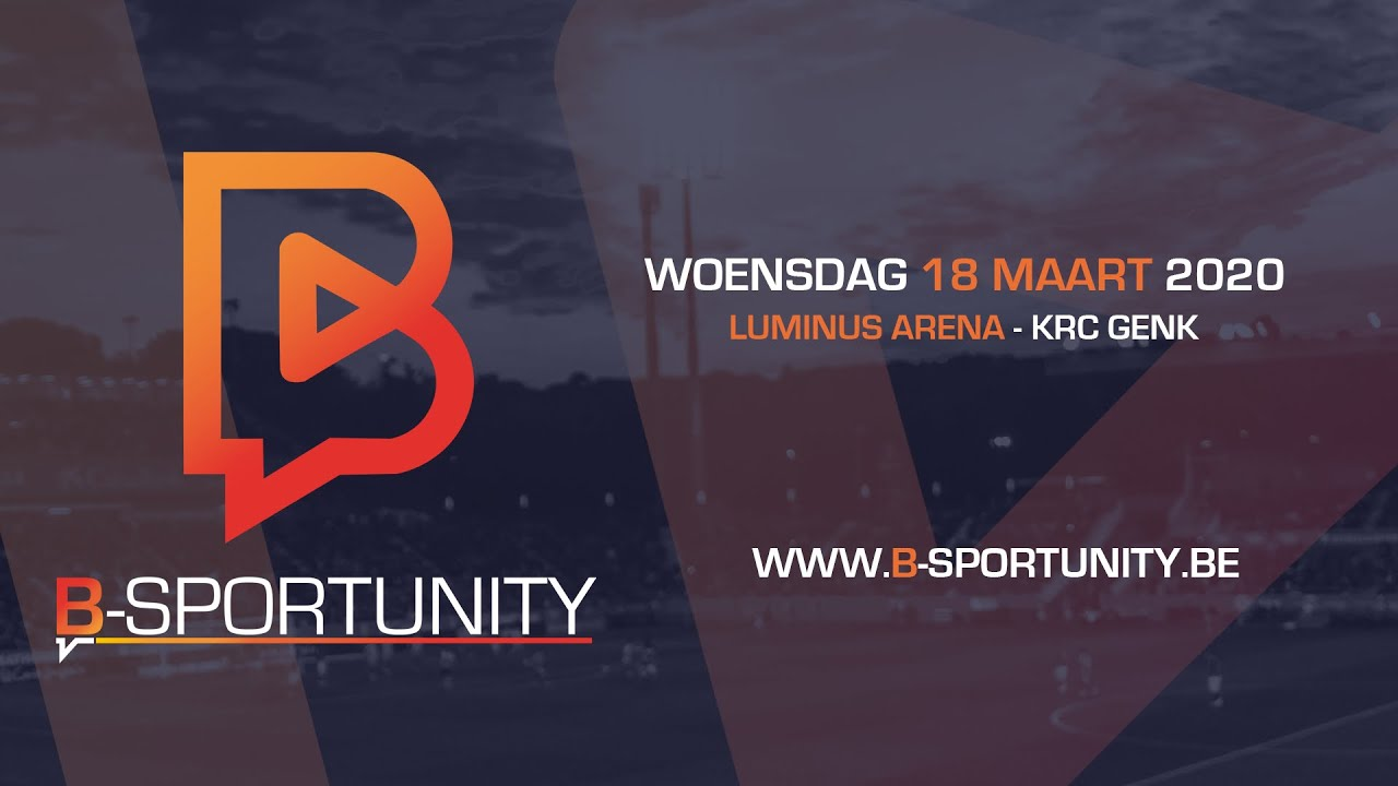 B-Sportunity 2020 - Promo