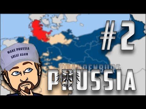 [EU4] Prussia Campaign #2 - A Perfect Geopolitical Situation!