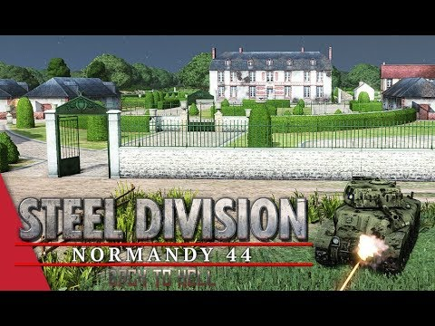 2nd APT Third Place Final! Steel Division: Normandy 44 - FoR. vs Winters (Merderet, 1v1)