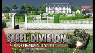 2nd APT Third Place Final Steel Division Normandy 44 - FoR. vs Winters Merderet, 1v1