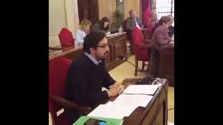 Pleno Ordenanzas Fiscales 2016 - PP carece de modelo fiscal