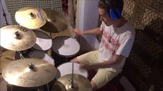 Genesis - In The Cage (Drum Cover by Ayu Requena)