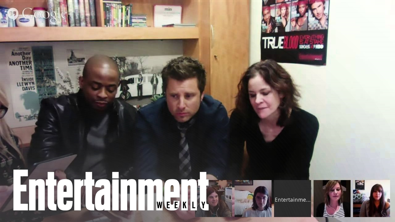 Ally Sheedy Fakes psych': dule hill sings for our personality test   ew
