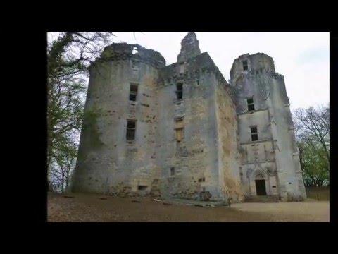 Château de l'Herm ... ( Rouffignac-Saint-Cernin-de-Reilhac - 24 ) ....... (Musique : John Sokoloff)