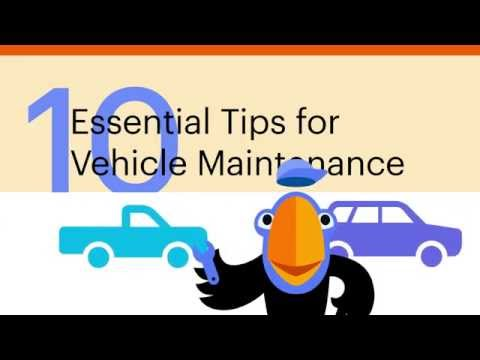 Toco Warranty - 10 Essential Tips For Vehicle Maintenance