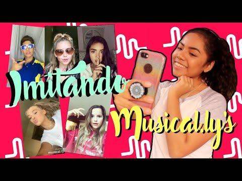 IMITANDO MUSICAL.LYS DE FAMOSOS | Johanna De La Cruz