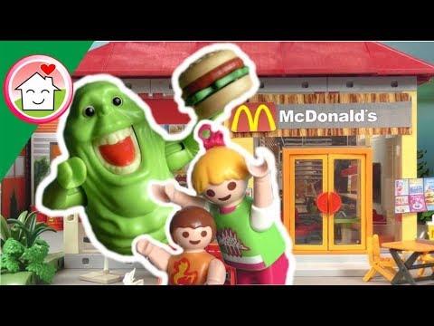 صائدوا الأشباح في ماكدونالدز - عائلة عمر - أفلام بلاي
