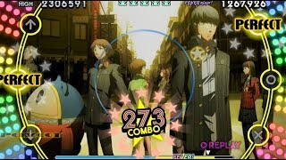 sky's the limit (All Night) King Crazy | Persona 4 Dancing All Night~