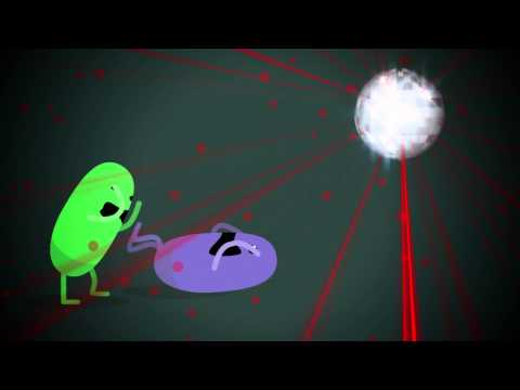 Dumb Ways to Blind (cute laser safety video)