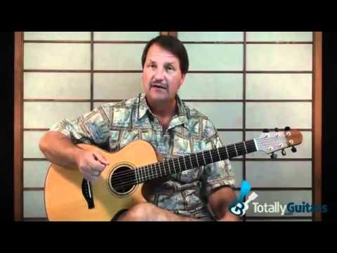 Not Fade Away Guitar Lesson Preview - Buddy Holly
