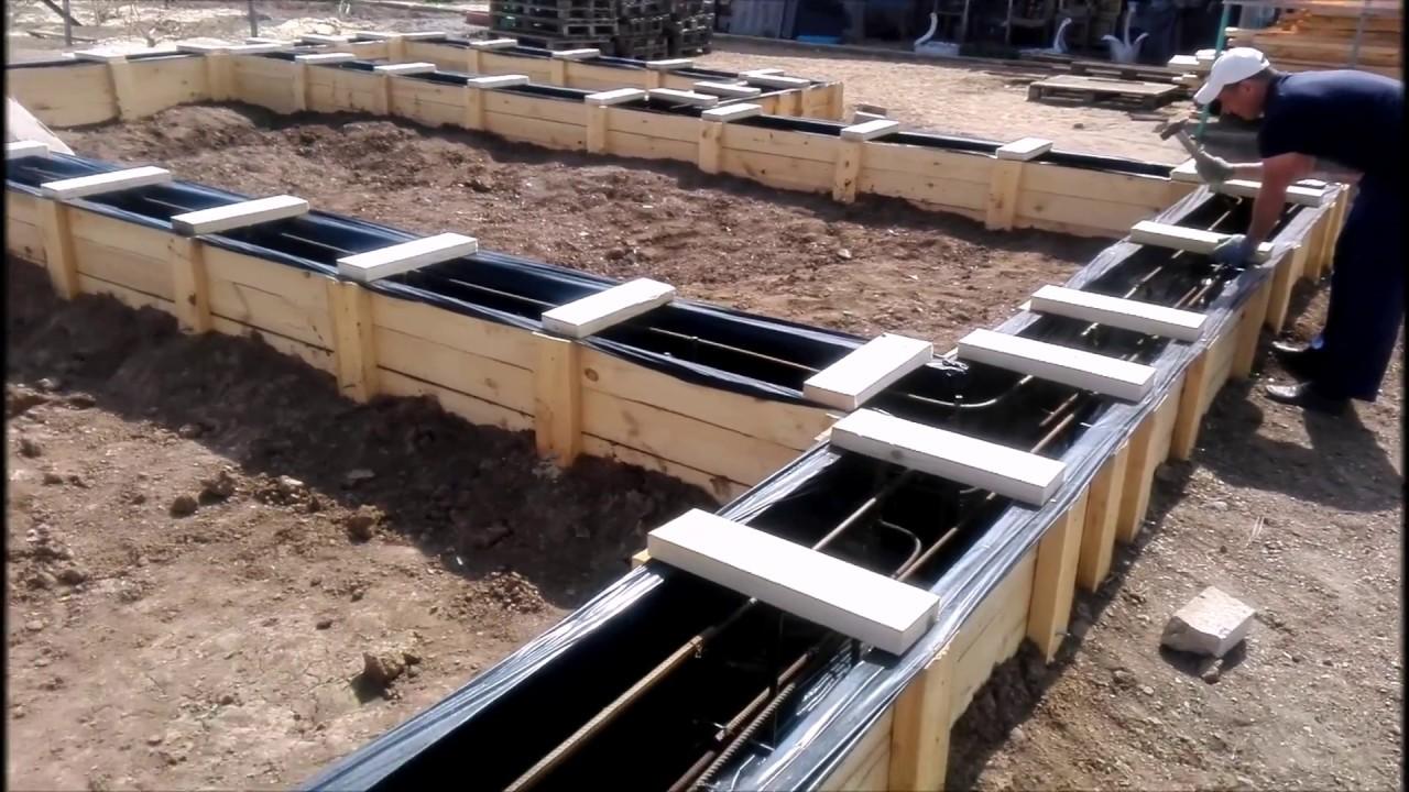 Опалубка для бетона данков бетон купить
