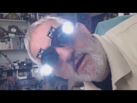 Watch Repair Magnifier glasses