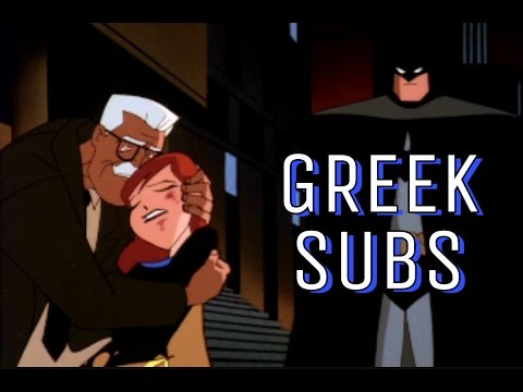 "Batman The New Adventures""Over The Edge""2/5 Greek Subtitles"