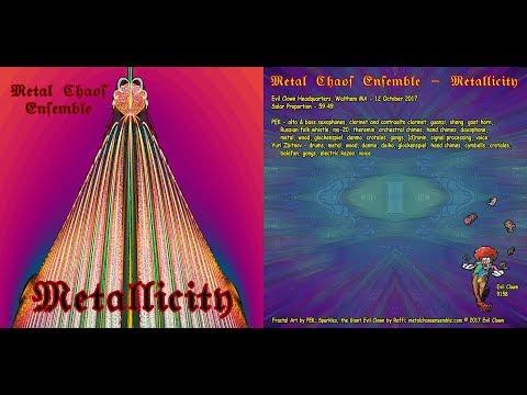 Metal Chaos Ensemble    Metallicity