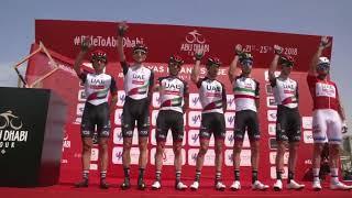 Abu Dhabi Toue Stage 2 Summary