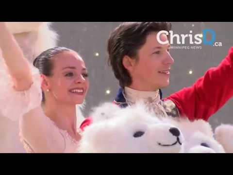 WestJet Christmas Miracle - November 21, 2017 - Winnipeg, Manitoba