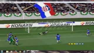 AUTOGOLAZOS DE CROACIA EN FRANCIA 1998 WINNING ELEVEN 3 PC