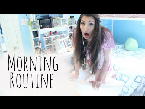 Thumbnail: My Summer Morning Routine! ♡