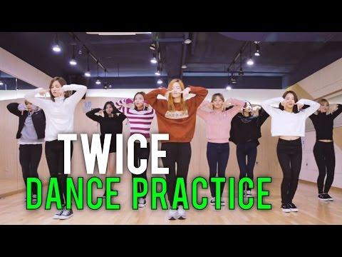 TWICE | TT DANCE PRACTICE Reaction