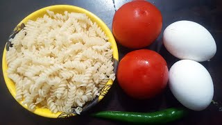 Egg pasta recipe  simple and easy pasta egg recipes
